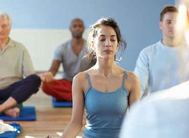 Guided Community Meditation