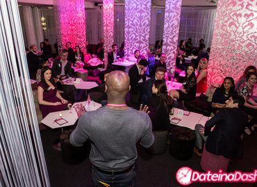Speed Dating @ The Roof Gardens (Ages 21-40)