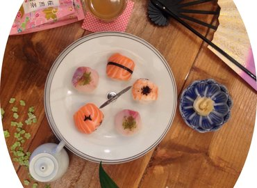 Parent & Child Japanese Afternoon Tea & Sushi Making