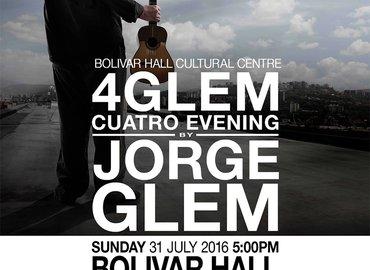 Jorge Glem - Cuatro Concert