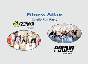 Fitness Affair (Cardio Fun Party)