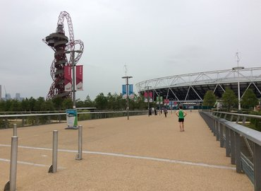Take Part in a 10km Race at the Olympic Park!