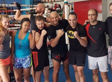 Boxing Advanced HIIT @ Tai Seng