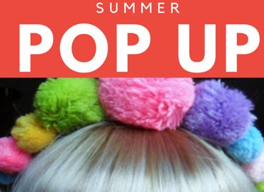 Summer Pop Up || Pom Pom Workshop