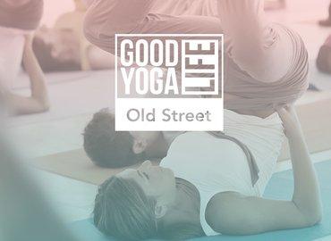 Good Yoga Life | Old Street Station Yoga Takeover!