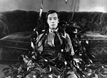 Tom's CineTrip: The Three Ages of Buster Keaton