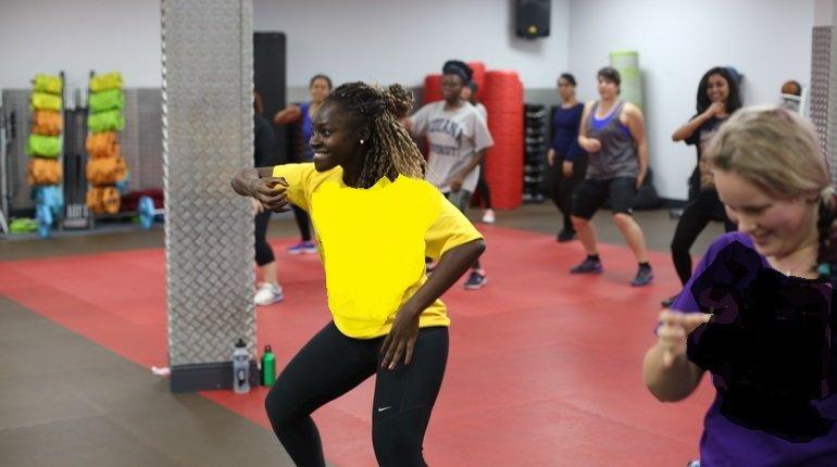 Beyonce style Vs Jamaïcan and Afrobeats Dance Class