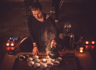 Mindful Tea Ceremony