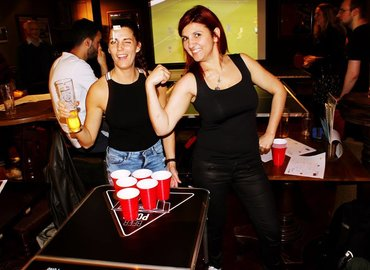 Ultimate Beer Pong Competition