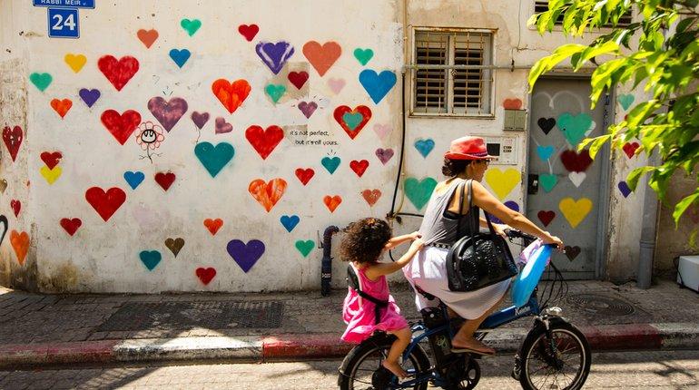 האהבות הסודיות  של העיר הגדולה - סיור אהבה בנווה צדק