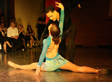 Crack Up at a Free Comedy Night on Ballroom Dancing
