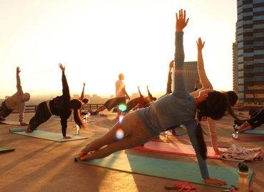 Yoga Al Fresco|Garden of Eden - TANJONG PAGAR