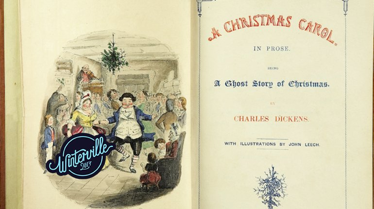 Winterville Talks | An Annotated Christmas Carol