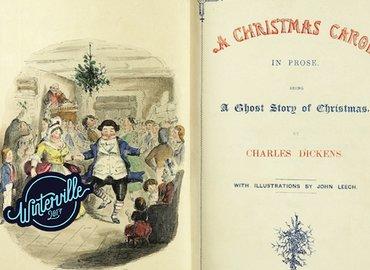 Winterville Talks | An Annotated Christmas Carol
