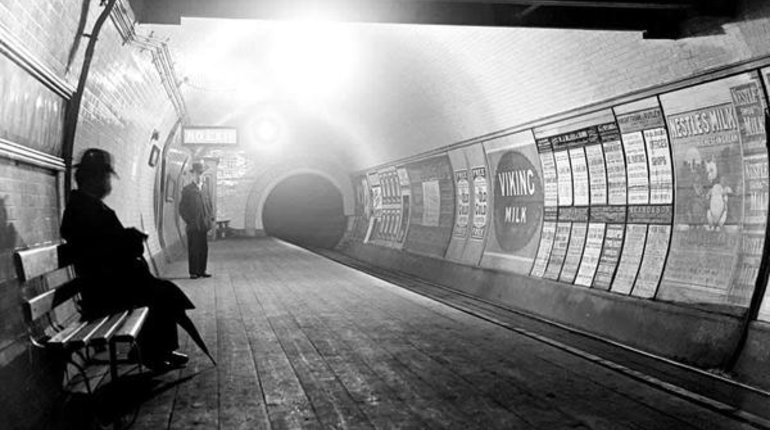 LDN Talks @ Night | Urban Legends of the Tube
