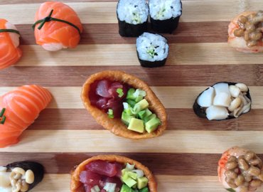Introduction to Sushi: Rolling Forward!