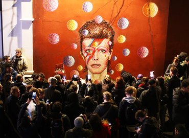 David Bowie - A Musicial Anniversary Tour