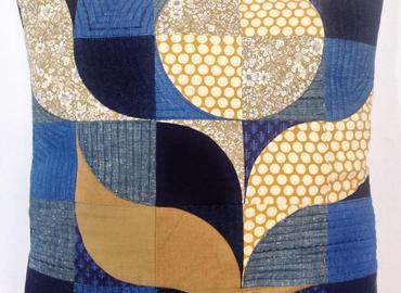 Sew a Sunflower Cushion
