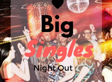 Big Singles Night Out With Welcome Drink