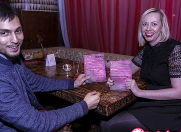 Speed Dating in Camden @ Gilgamesh (Ages 21-40)