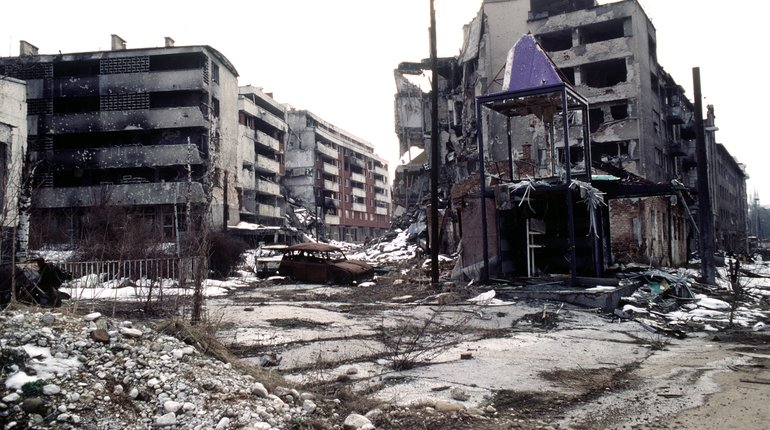 LDN Talks @ Night| Yugoslavia War: The Human Cost