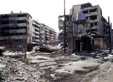 LDN Talks @ Night  Yugoslavia War: The Human Cost