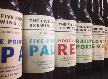 Five Points Tutored Beer Tasting at Mason & Company