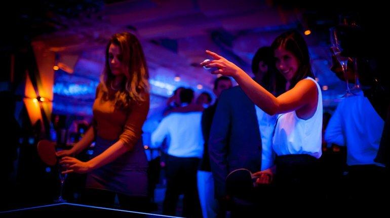 Ping Pong Social @ Bounce Shoreditch