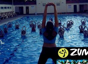 Aqua Zumba Pool Party (Full Moon Edition)