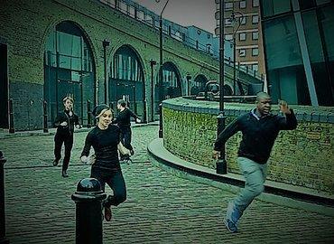 Evasion: A High-Octane London Spy Adventure