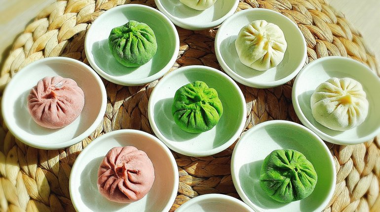 Become A Vegan Bao Master In 2 Hours