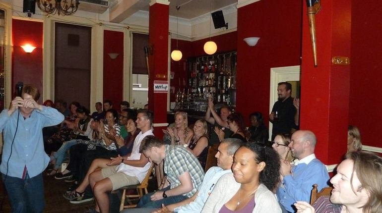 Make your Mum Laugh at a Mothers' Day Comedy Evening
