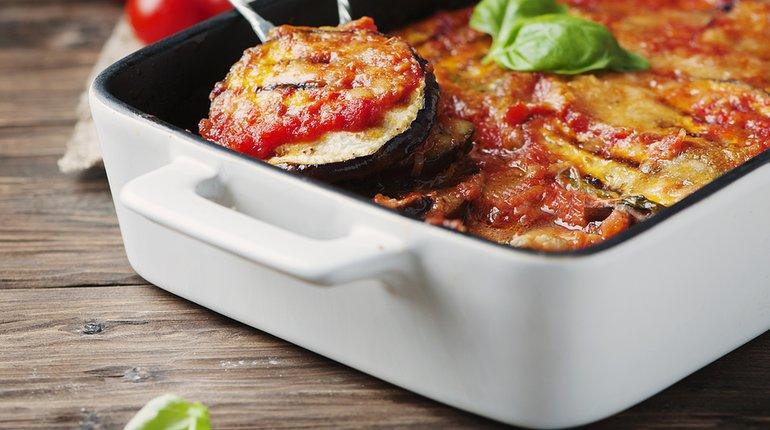 The Art of Italian Food: Eggplant Parmigiana