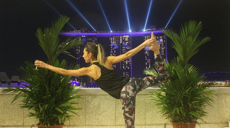 Wine Yoga & Citylights (NEW YEAR 1-FOR-1 Promo)