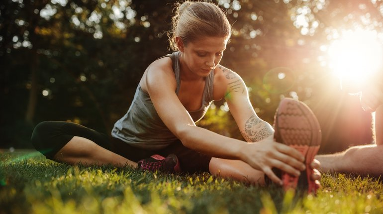 Fitness Bootcamp in the Park (Botanic Gardens)