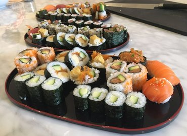 Become A Sushi Making Master