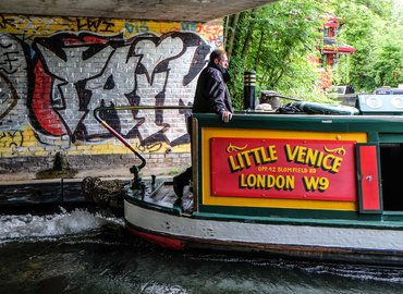 Photography Tour: Little Venice to Primrose Hill