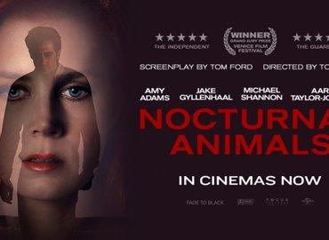 CineTalks   Nocturnal Animals: Why Love Hurts